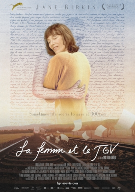 LA FEMME ET LE TGV, dir. Timo Von Gunten, Switzerland (NARRATIVE) - Elise Lafontaine has a secret routine -- every morning and evening for many years, she has been waving at the express train that passes her house. One day, she finds a letter from the train conductor in her garden and her lonely life is turned upside down. She engages in a promising correspondence through poetic and thoughtful letters where the two anonymous writers share their worlds with each other. But Elise's fairytale is cut short when the train line permanently detours for a shorter route to Paris. Not willing to do without her daily delight, Elise prompts a daring escape from her comfort zone and sets out to find the train conductor. LA FEMME ET LE TGV is inspired by true events and stars actress Jane Birkin in the leading role.