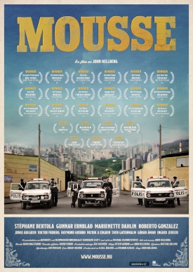 MOUSSE, dir. John Hellberg, Sweden (NARRATIVE)  - What could be easier than robbing a small bookie place on the outskirts of town? It's during the year's biggest horse race event and the betting center Washington's Tobacco looks like the ultimate hit for some fast cash. Mousse is a man of pride and principles and is fed up with living as a second-class citizen. But what happens when he faces principles different to his own?