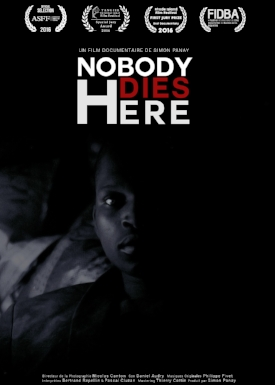 NOBODY DIES HERE, dir. Simon Panay, France (DOCUMENTARY) - Perma gold mine, Benin. Some dream to find something, others realized there was nothing to be found. Some dig relentlessly hoping to become rich, others died in the process. And a few of them say that here, nobody dies.