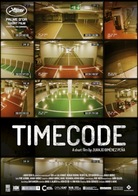 TIMECODE, dir. Juanjo Gimenéz, Spain (NARRATIVE)  - Luna and Diego are the parking lot security guards. Diego does the night shift, and Luna works by day.