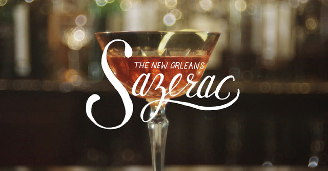THE NEW ORLEANS SAZERAC, dir. James Martin, USA (DOCUMENTARY)  - To make the perfect Sazerac combine one part technique, one part interpretation, and a dash of folklore. THE NEW ORLEANS SAZERAC explores the expansive history and modern applications of the classic cocktail through interviews with historians, authors, experts, and bartenders. The film incorporates a period narrative, custom animations, and authentic music to fully express the story dating back to the early 1800's.
