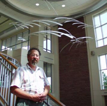 Steven Haas, sculptor/artist