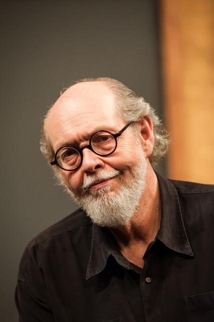 Jeffery Hatcher, playwright, strongman'sghost