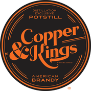black and orange round C&K logo.png