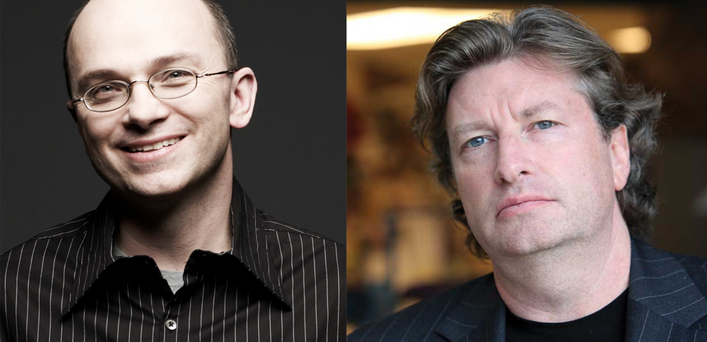 Theatre Artists in Residence - Keith Huff and Mark Clements - June 15th, 8:30pmBjorklunden