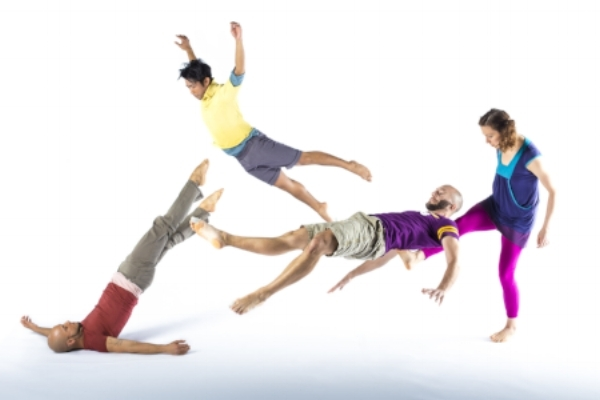 The Dance - Chicago-based dance theatre company,Lucky Plush Productions, in residenceRead More ›