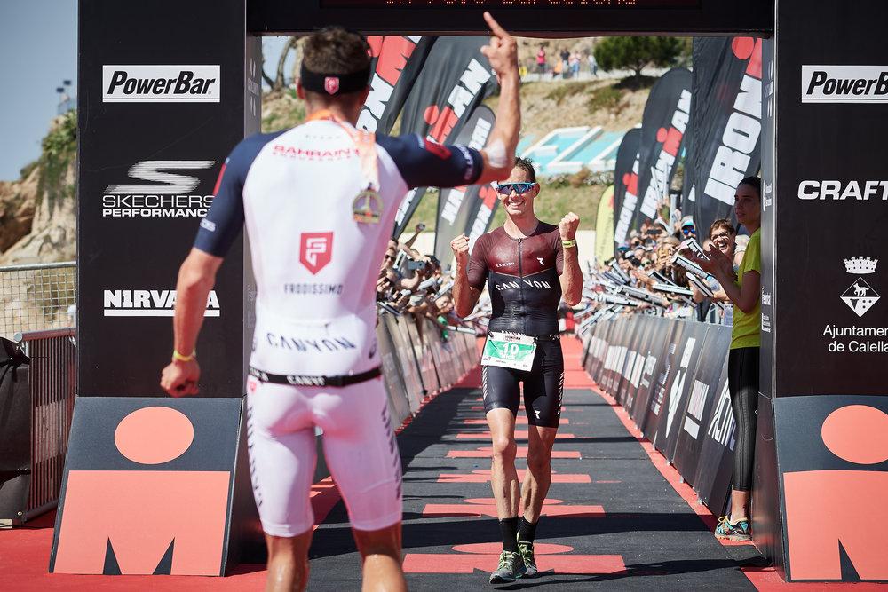 Ironman 70.3 Barcelona - 2nd