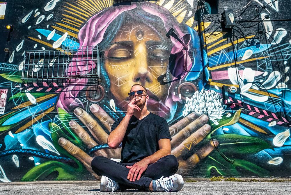 Rapper Chase Dromen