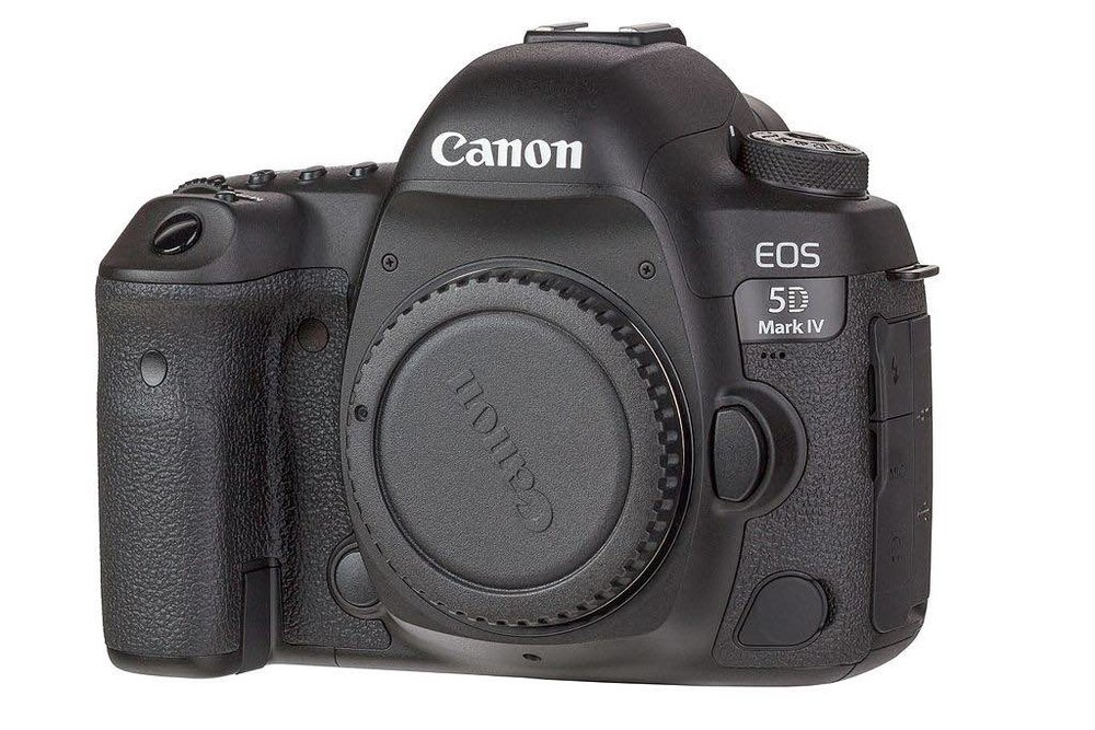 The Canon 5D Mark IV