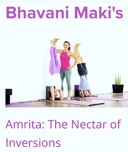 Bhavani's online classes at yogadownload.com