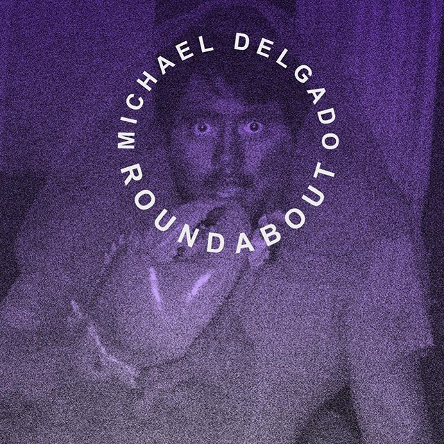 "Tomorrow 7-10 pm, closing reception for ""Round About"", an exhibition by Michael Delgado (@delgadud)"