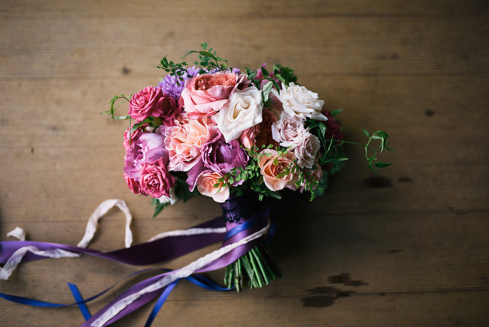 Floral: Passion Roots | Photography: Christie Pham Photography