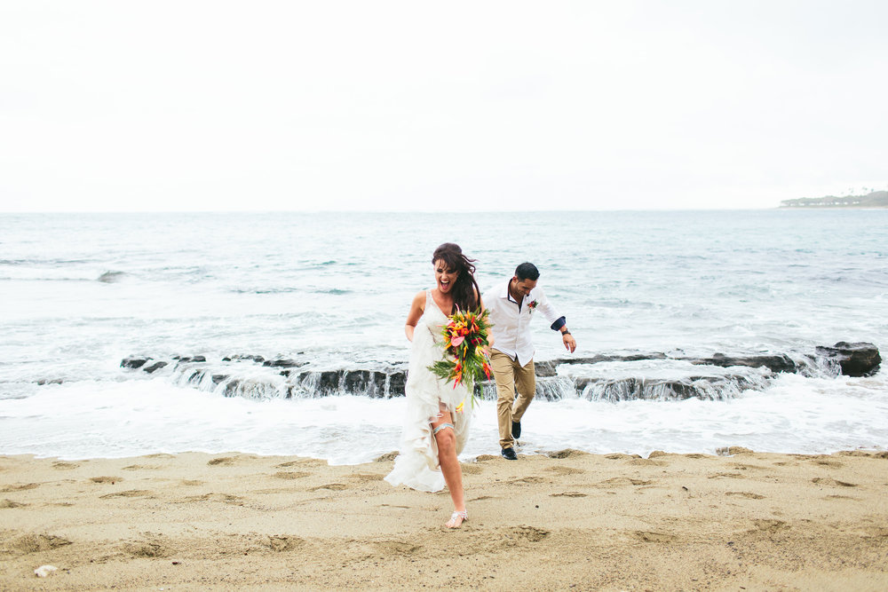 Venue: Outrigger Lagoon, Fiji | Photography: Kama Catch Me Photography | Floral: Grace Creations