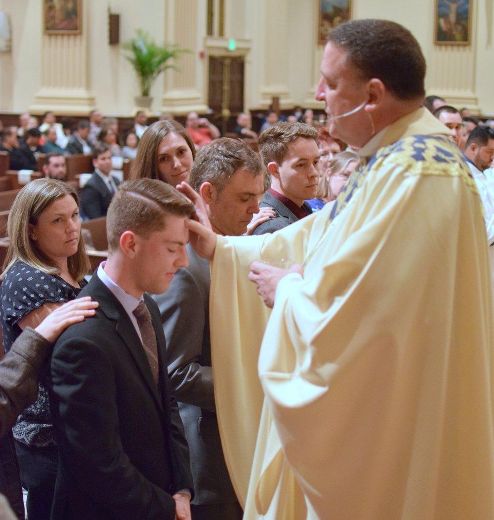 Becoming Catholic -