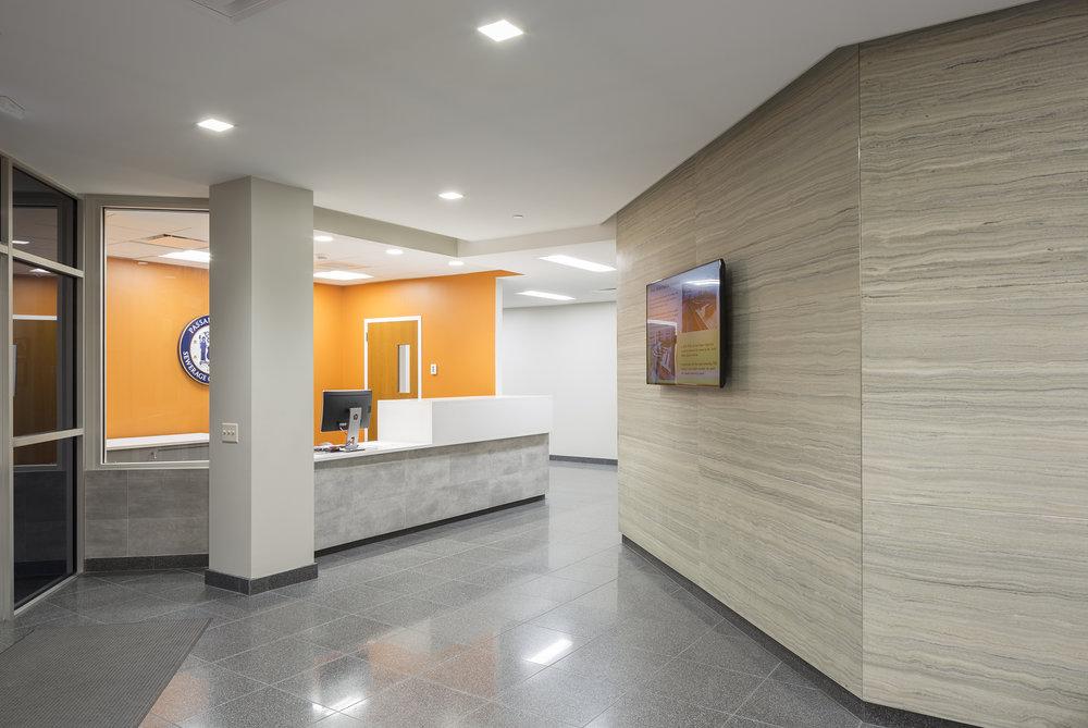 PVSC Lobby