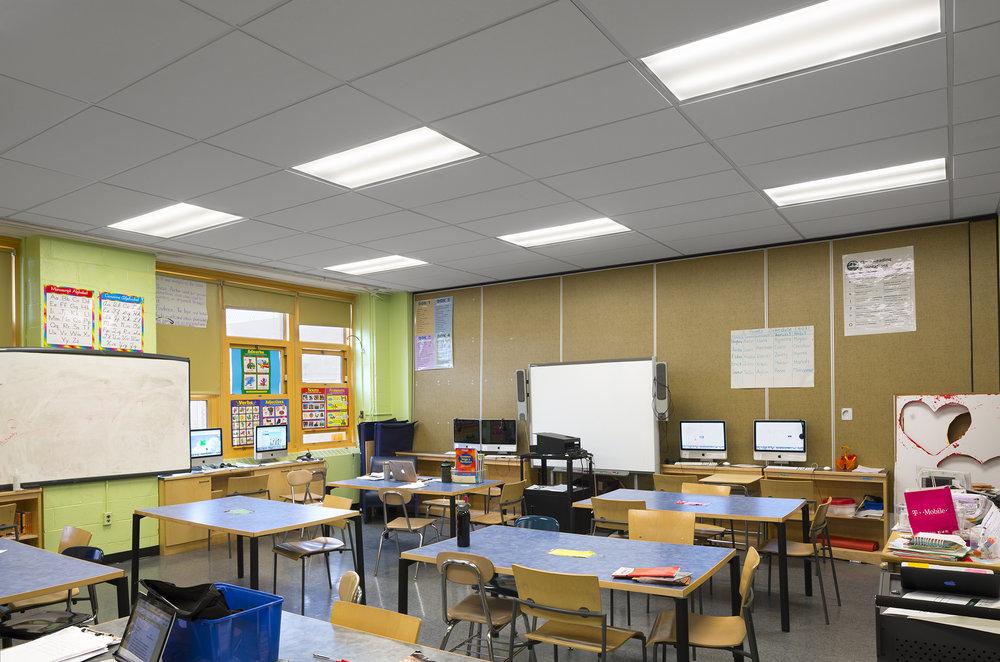 IS 322X Classroom