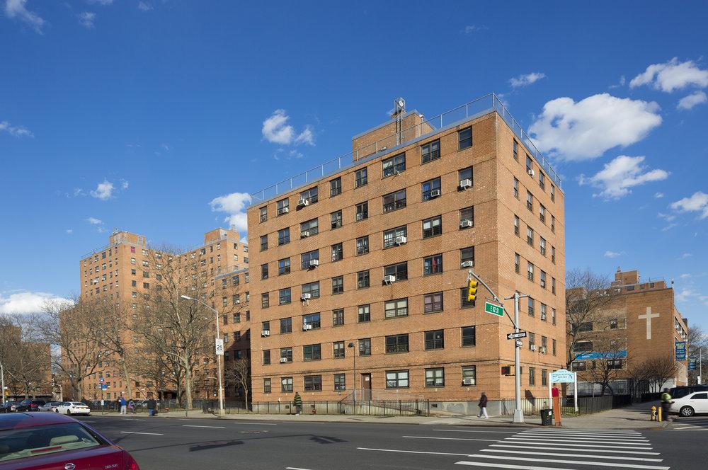 NYCHA Exterior