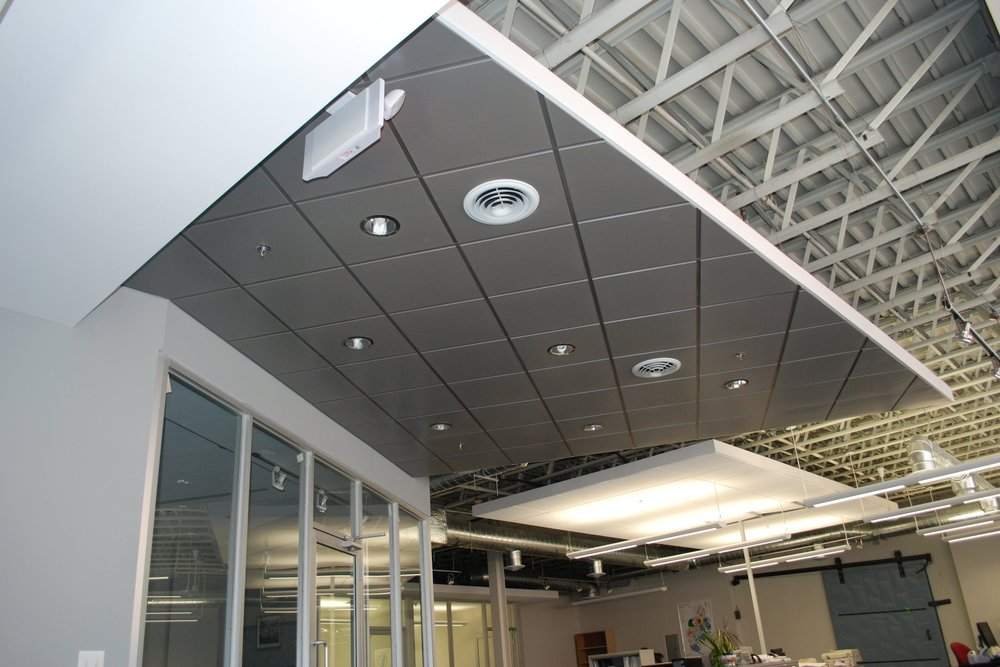 LEED Certification Interior