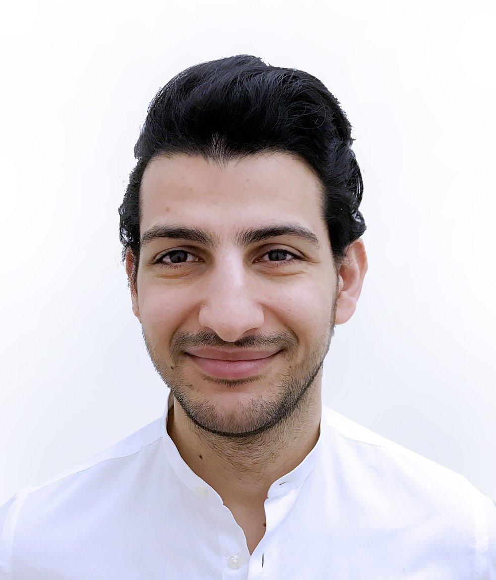 Hashim Ajlouni, AIA Associate, JEA