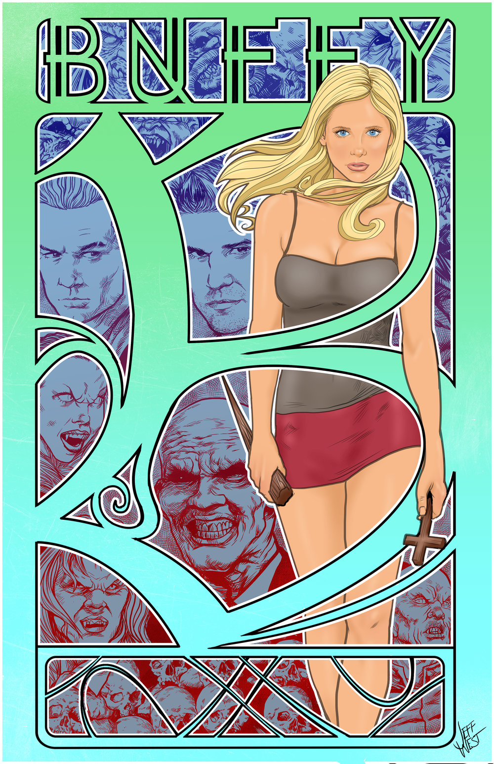 Buffy mucha print.jpg