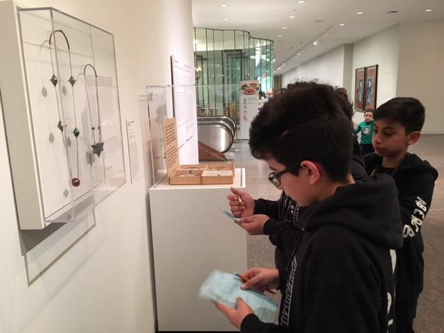 Museum of Fine Arts Houston Visit - 8th Grade / Gender