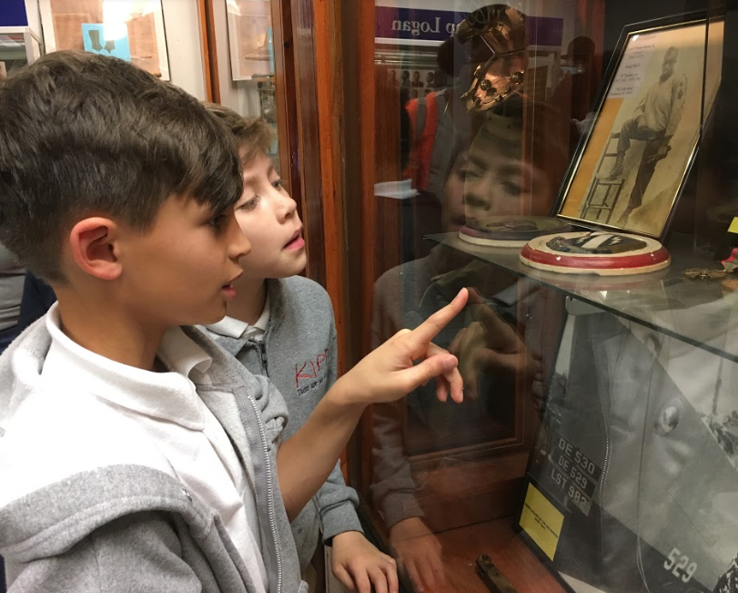 Buffalo Soldier National Museum - 5th Grade / The Impact of Slavery
