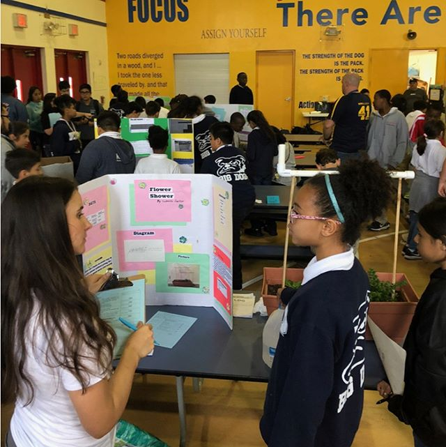 Recently our 5th graders showed off their thinking skills in their Invention Convention.  Great practice for our future problem solvers and world changers!  #kmsunits #beyondtestprep #kidinventors