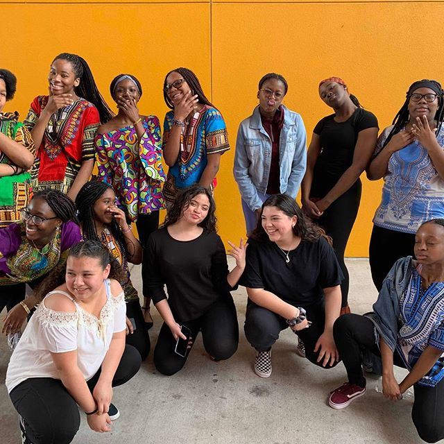 We wrapped up #blackhistorymonth this past Saturday with a #familyreunion and cookout for al of our families, including a performance from these fabulous dancers. Who said Black History Month had to end in February?
