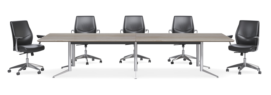 Oslo Multi-Leg Boardroom Table