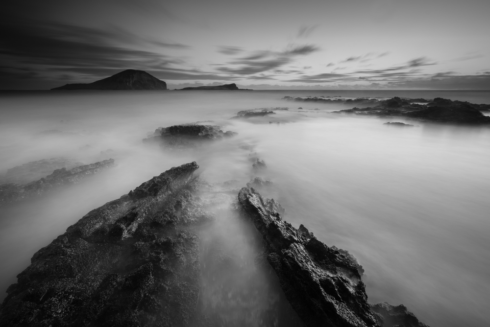 Sunrise at Makapuu Beach Park Hawaii Stacked Lee Big Stopper &3 stop soft grad to darken sky Sony A7S II / 121 sec. / f/8 / ISO 50 Edited in Lightroom CC 2015 Copyright 2016 Ryan Sakamoto, All rights reserved