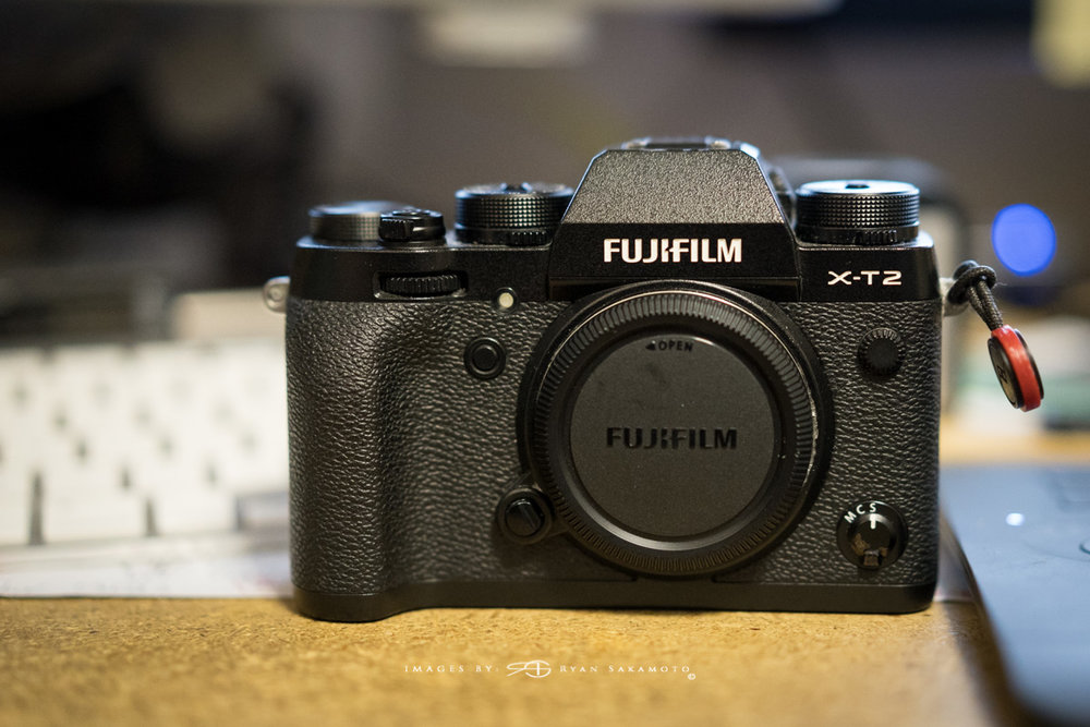 Fuji XT-2 my bread & butter for all of 2017