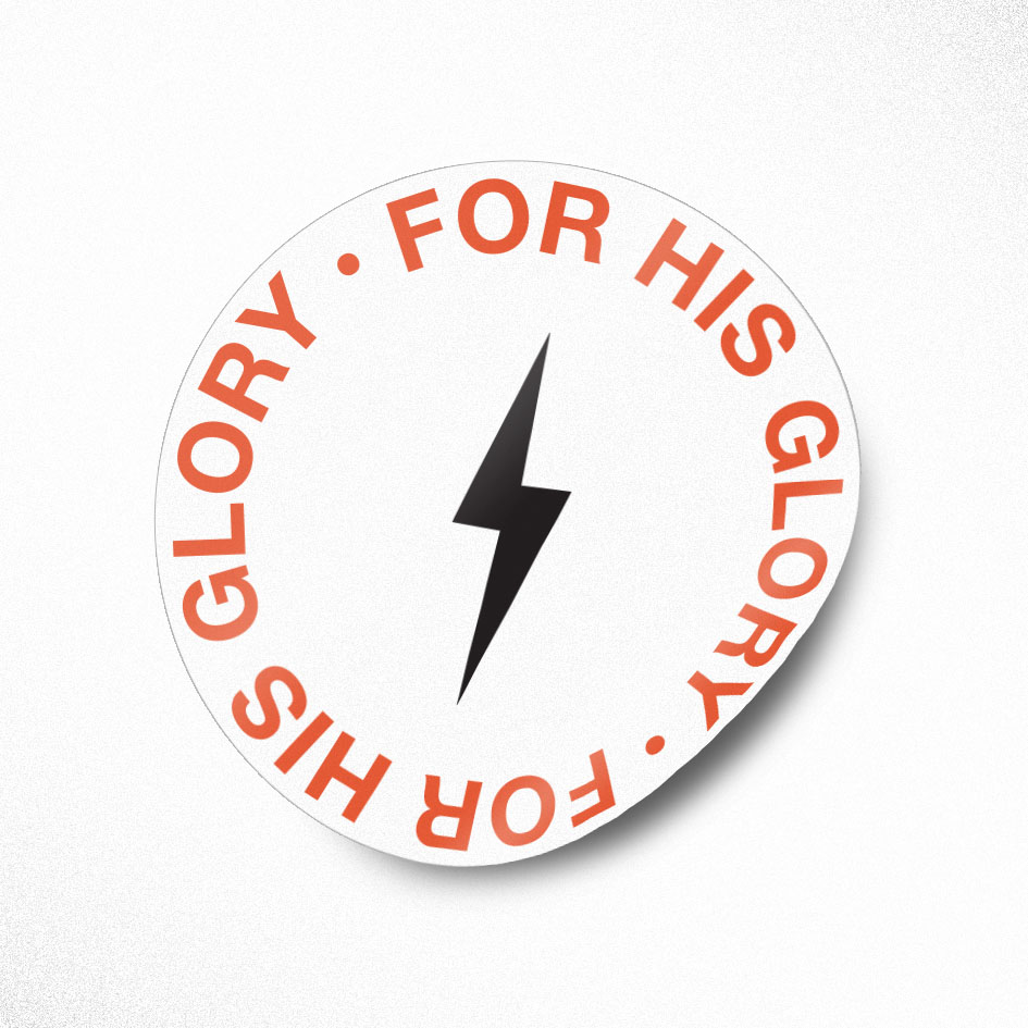 For His Glory Sticker.jpg