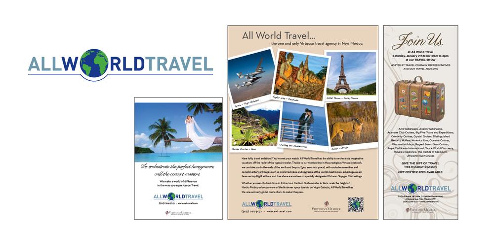 ALL WORLD TRAVEL