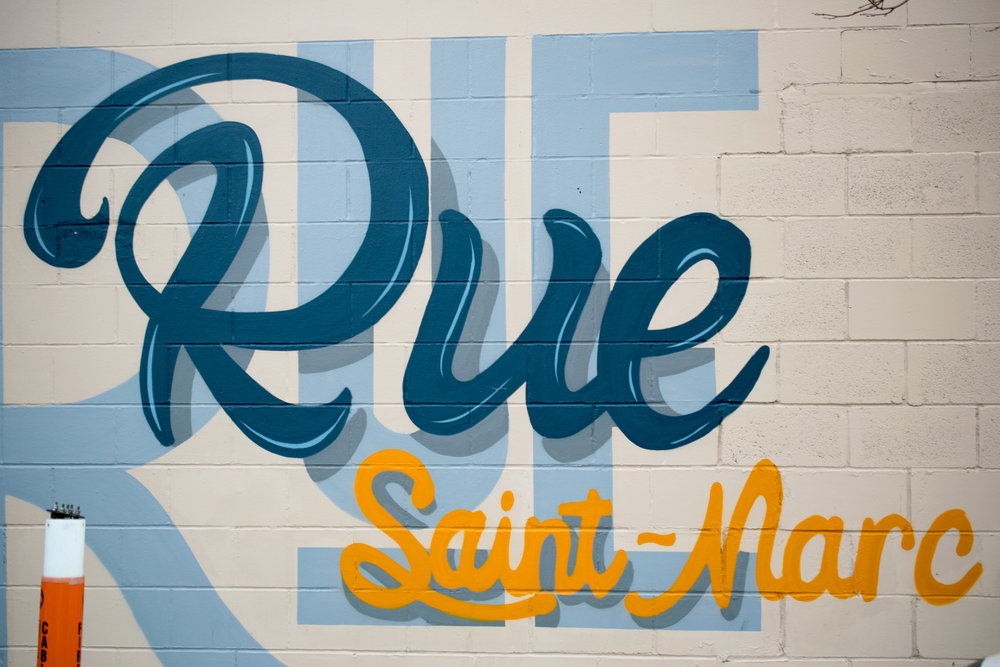 Rue Saint-Marc