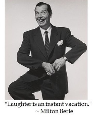 Who needs vacation days? Go on a laughing trip!! #laughterheals
