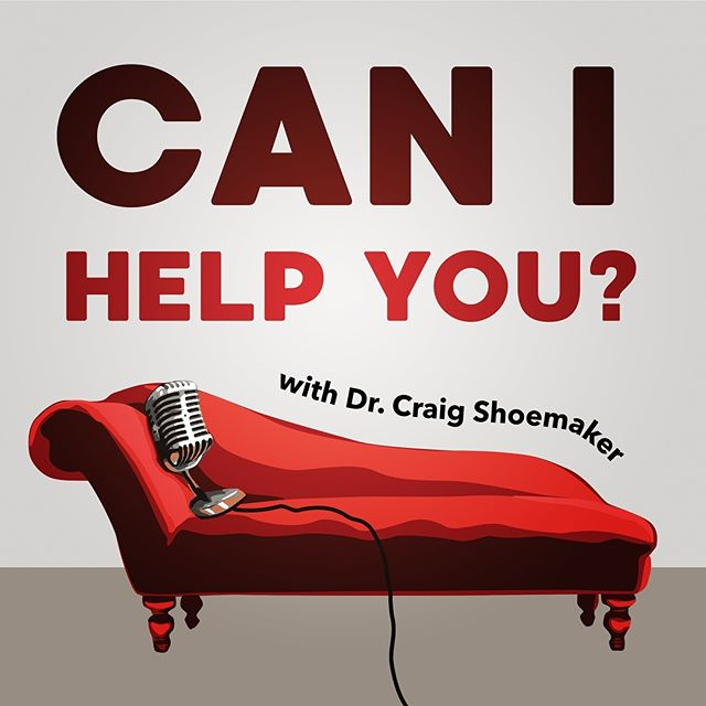 Make sure to check out my new podcast called 'Can I Help You? With Dr. Craig Shoemaker'! Be sure to subscribe so you never miss an episode! If you like the pod, please rate us and leave us a review. check out the links below to start listening!  Stitcher: https://www.stitcher.com/s?fid=250042&refid=stpr  iTunes: https://itunes.apple.com/us/podcast/can-i-help-you-with-dr-craig-shoemaker/id1438260710?mt=2  Lybsin:  http://canihelpyou.libsyn.com/website  Spotify: https://open.spotify.com/show/3s6OpQJBVU08UvFgWL6zN8