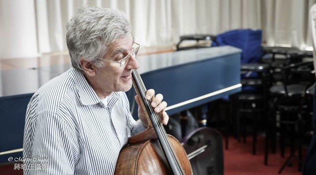 巴洛克大提琴 / 瑞納·齊布林 Baroque Cello /Rainer Zipperling