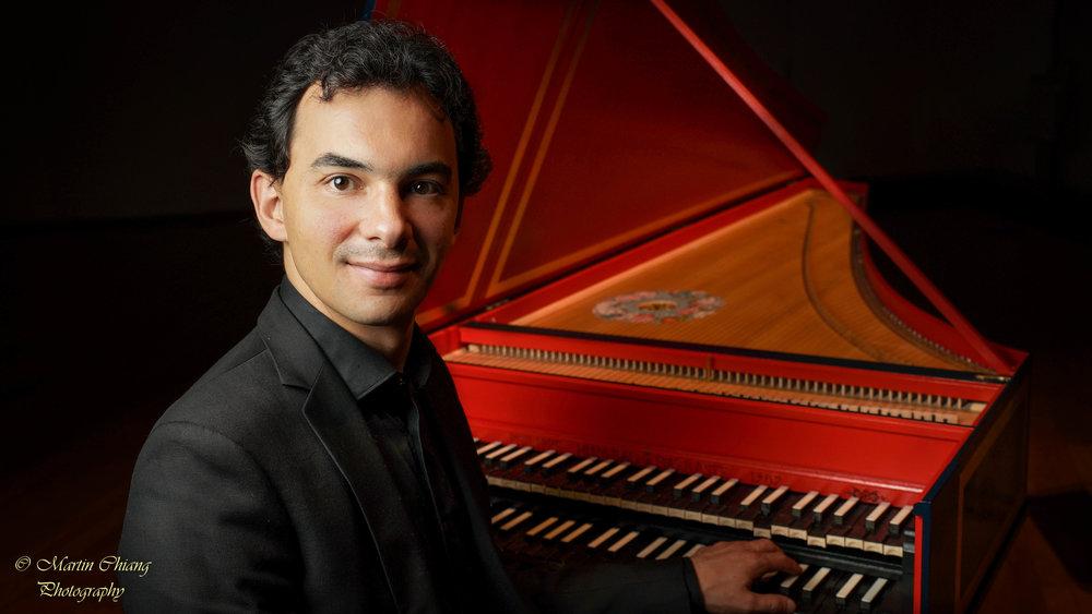 大鍵琴 / 弗朗索瓦·格里耶 Harpsichord / François Guerrier