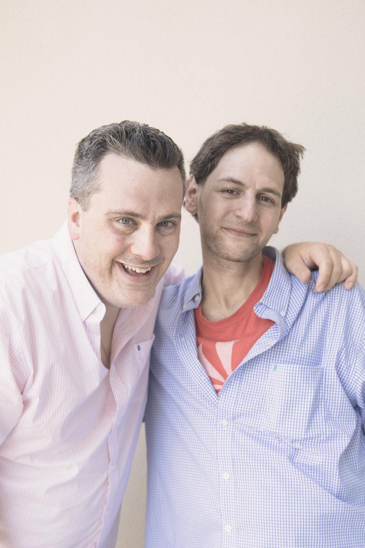 Uncles Stu & Dave -