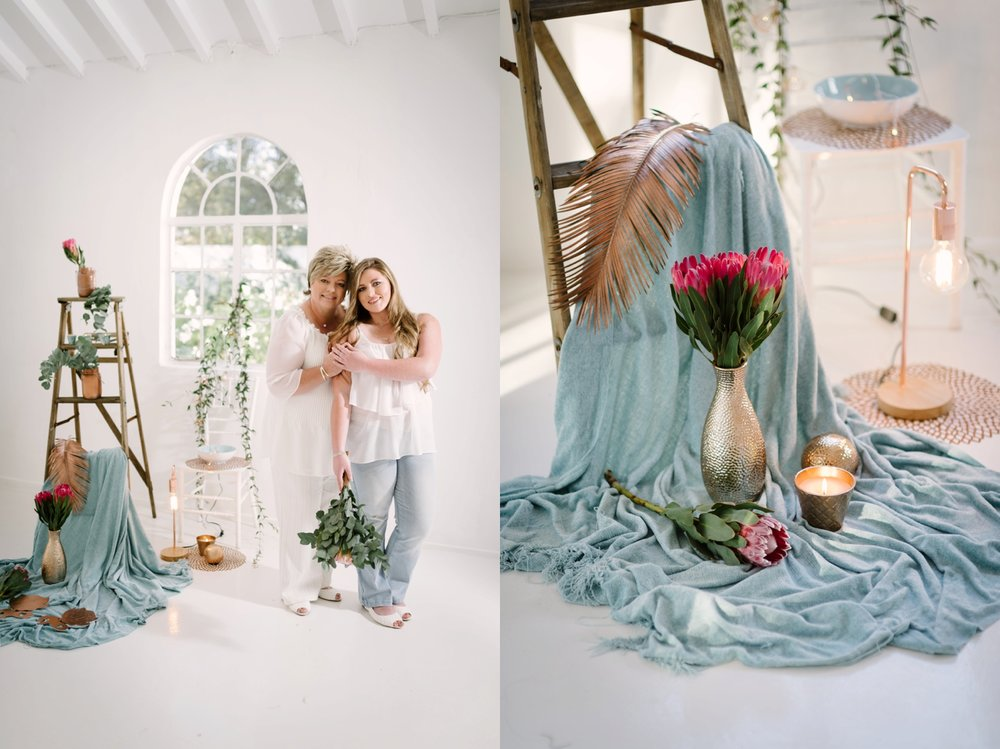 Mother's day Styled Shoot