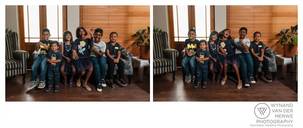 I had so much fun capturing the joy and energy of Linda and her family. Family photography on location, oh what fun.