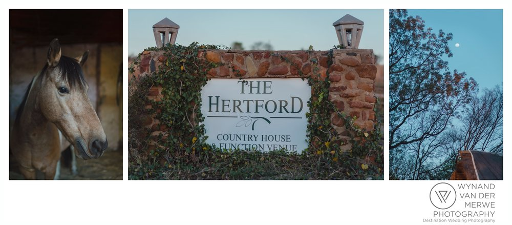 A fathers love for his daughter Hertford Country Hotel
