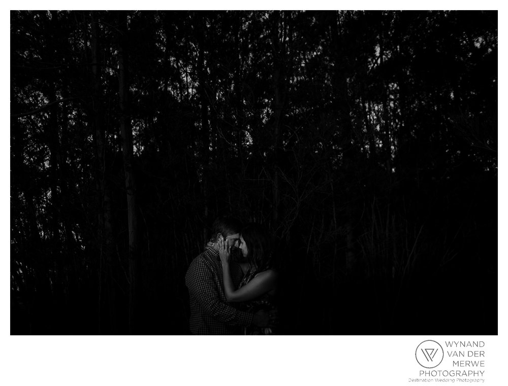 Tertius and Monique's beautiful engagement shoot at Harmonie Proteas