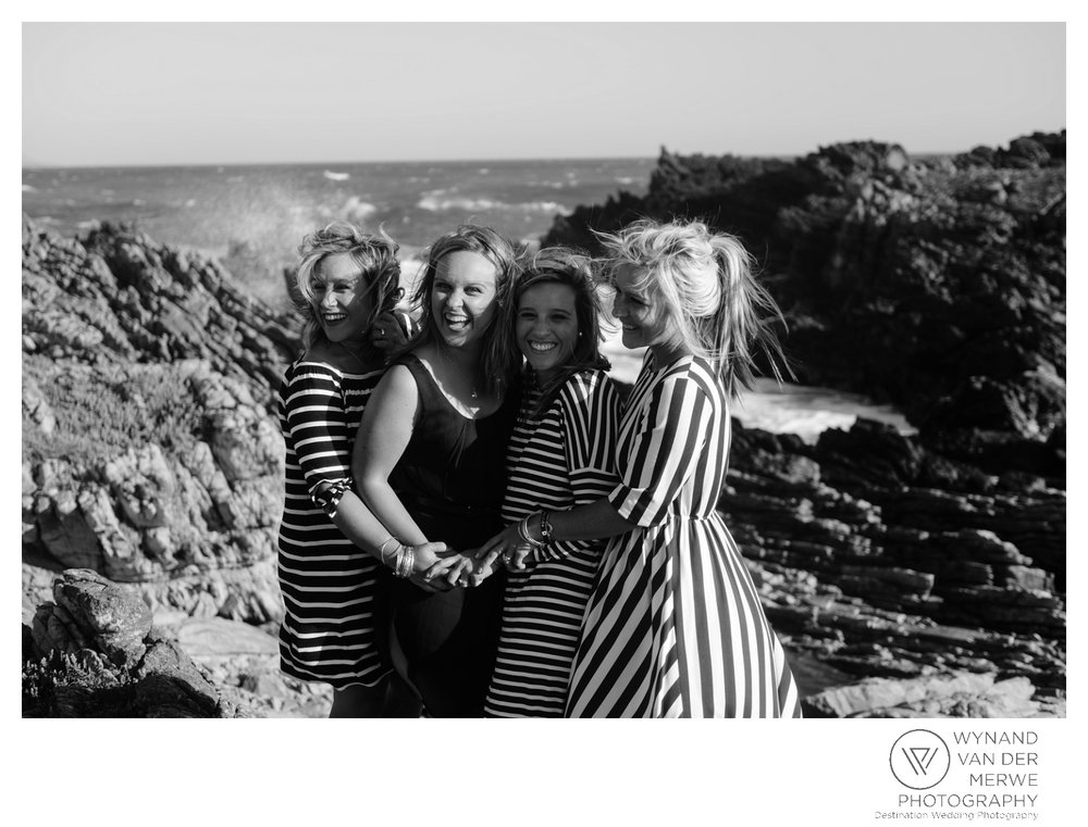 Lize and her family Kleinbaai South Africa