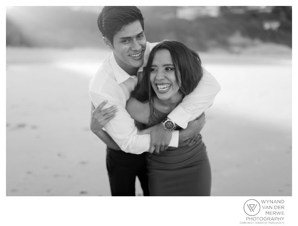 Greer and Nicolas's engagement session at Llandudno and Clifton Beach, Cape Town, was just magical. They looked gorgeous and the light at 6am was out of this world. #weddingphotographer