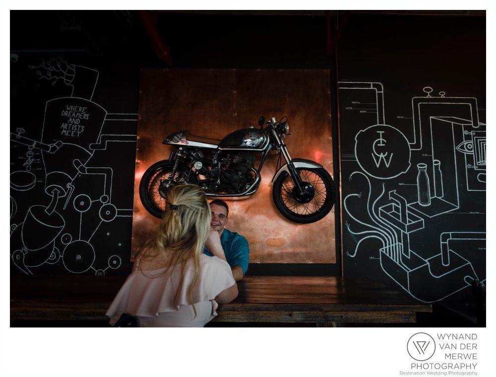 Tyronne & Romandi engagement shoot