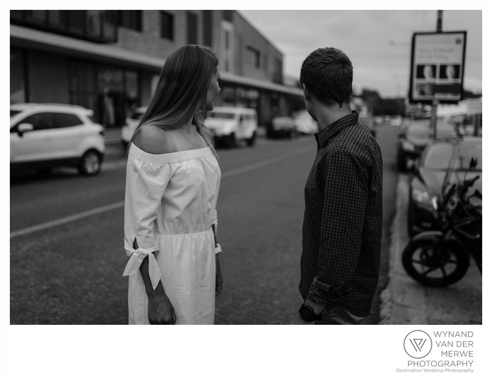 Dane & Ashleigh's Engagement shoot in Parkhurst