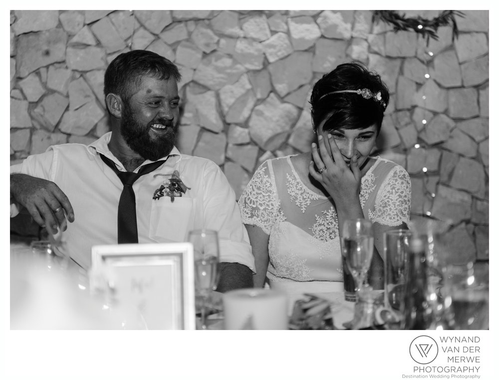 CJ & Carina's Beautiful Bloemfontein Wedding