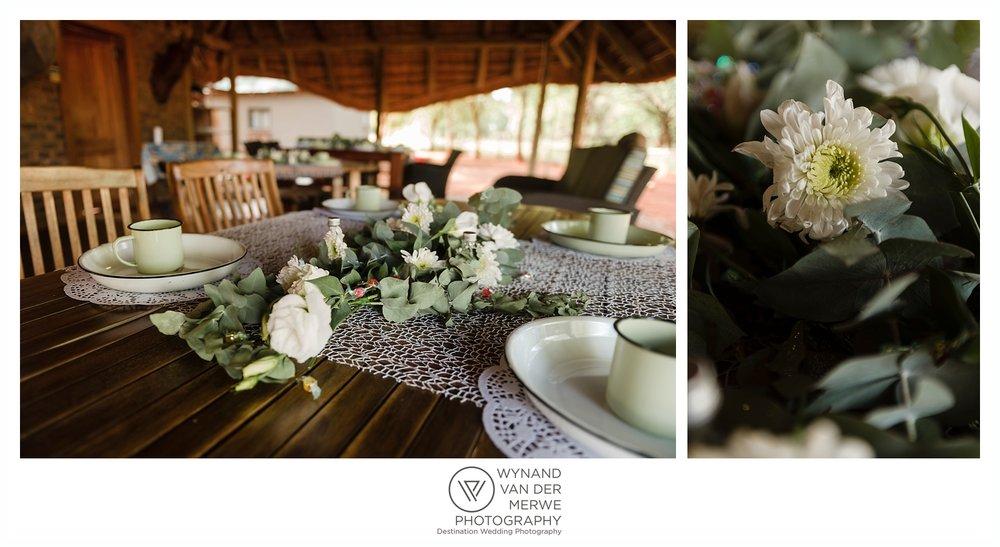 Jeannie & Rynhard's Distination Wedding
