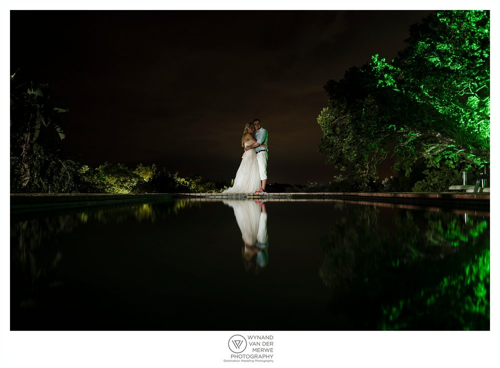 Tyronne and Romandi's Destination Wedding at Sodwana Bay